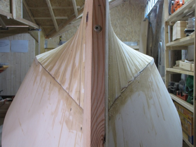 Long Point Skiff compared to Candlefish 16